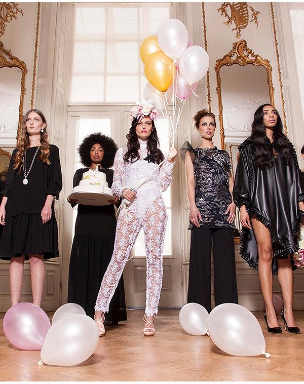 Hague Magazine, The Hague, Fashion, Designers, Souers Rouge, Anna gregorian