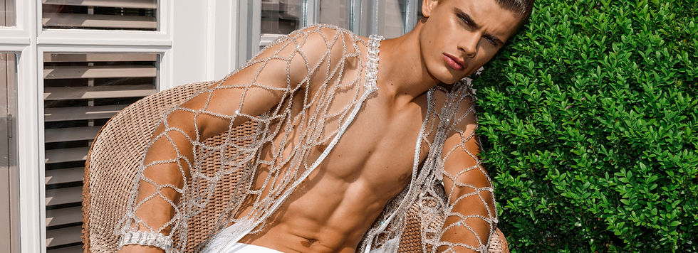 Allan Vos Exclusive Menswear Fashion Underwear Sportswear