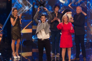 X factor wins in Allan Vos