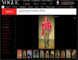 Collection #2 on Vogue