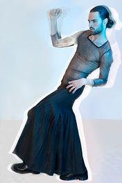 Hague Magazine, David Bowie, Fashion, Allan Vos
