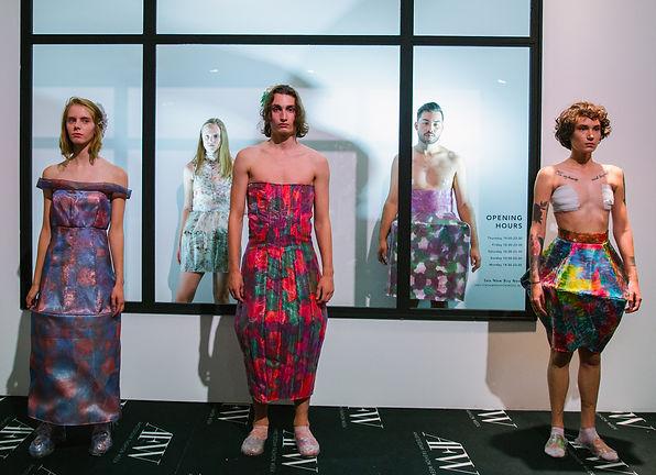 Wiepke Wolfsbergen, Amsterdam fashion week, Hague Magazine