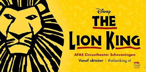 Hague Magazine, The Lion King, Musical, Disney, Fashion, Mode, Interview, Herman van Gestel, Gaia Aikman, Roberto Dresia, Stage Entertainment, Circustheater