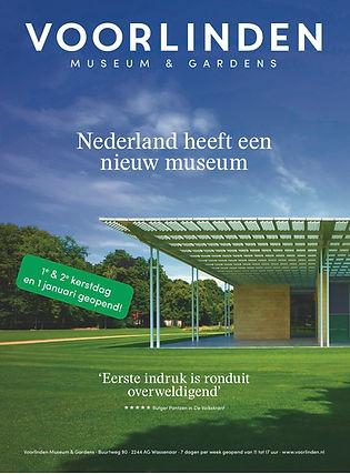 Hague magazine, haguemagazine, the hague, den haag, mode, fashion, magazine, tijdschrift, cover, museum voorlinden, voorlinden