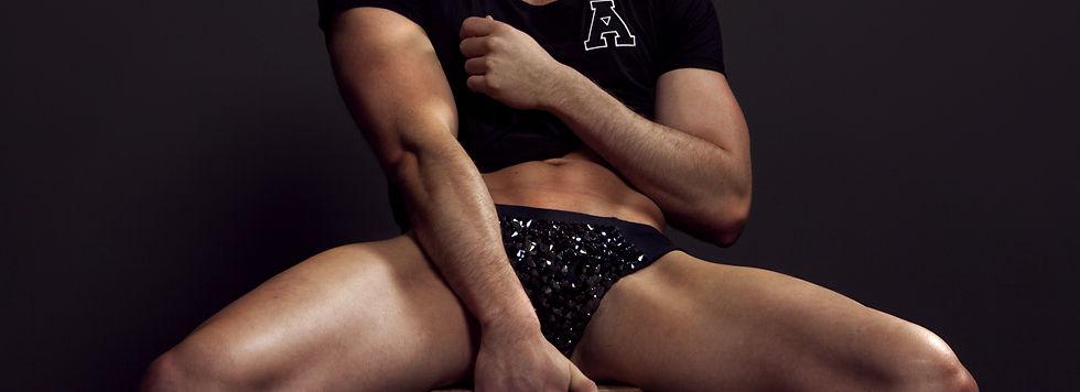 Allan Vos Exclusive Menswear Fashion Underwear Sportswear