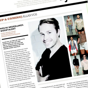 Allan Vos in Winq Magazine