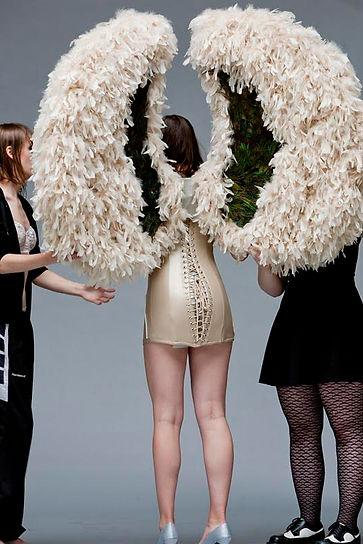 hague magazine, couture, den haag, the hague, mode, fashion, textile, art, fashion, Roos Key, Mondriaan MBO
