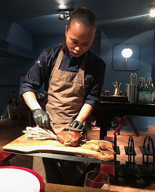 Hague Zheng restaurant