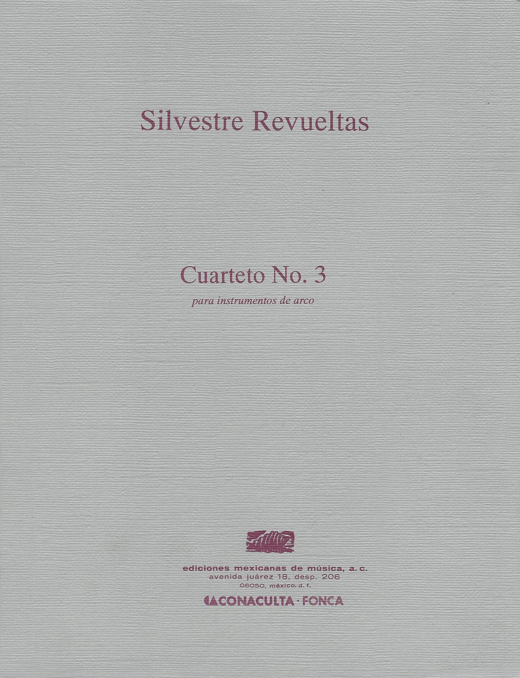 Revueltas - Cuarteto No.3 01.jpg