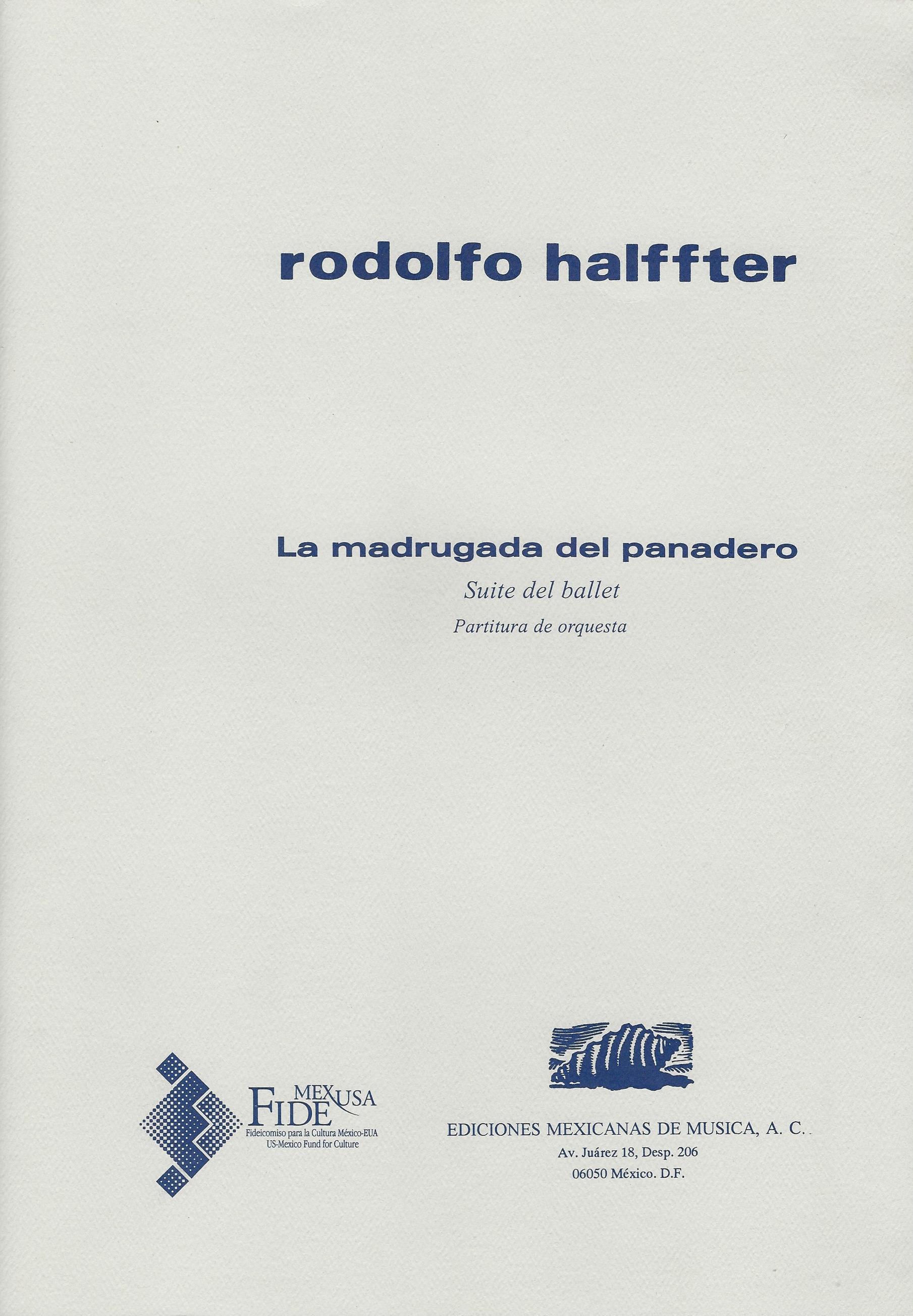 HALFFTER RODOLFO - La madrugada del panadero 01.jpg