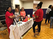 Lynn Haven at Career Fair.jpg