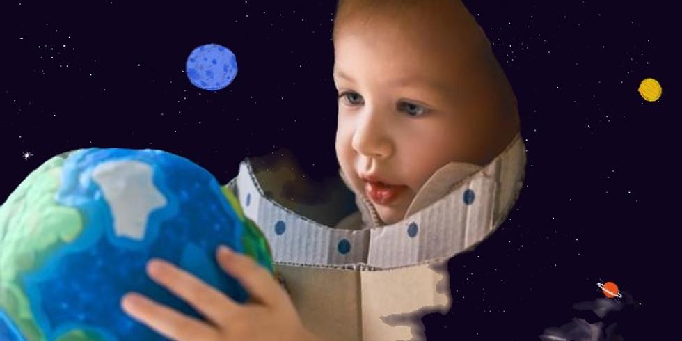 Atelier DEC : Tiens le Globe dans tes mains !