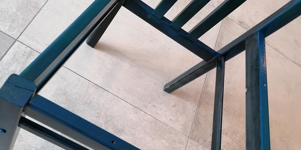 Restauration : Costumise une chaise