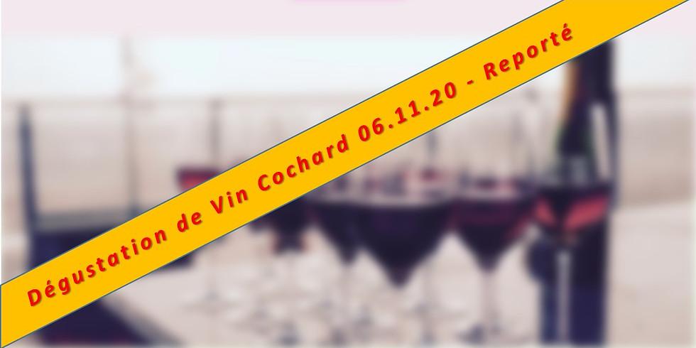Les vins Cochard - Dégustation cuvées de Saint-Triphon