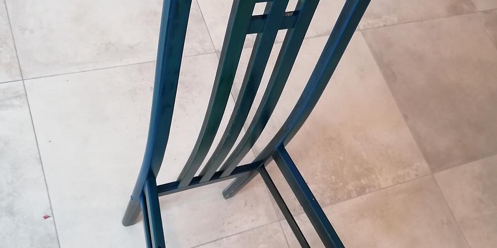 Restauration : Customise une chaise !