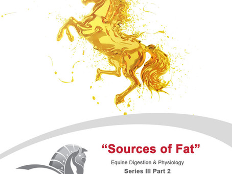 EqNC Digestion and Physiology: Sources of Fat