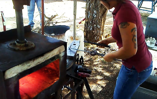 blacksmith course in arizona
