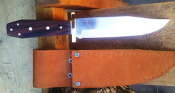 coffin bowie knife