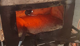Removing iron from the forge