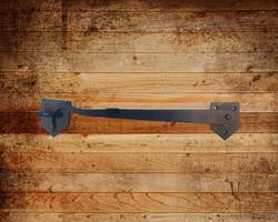 Door/gate latch