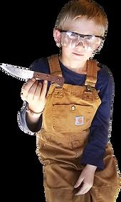 blacksmith apprentice