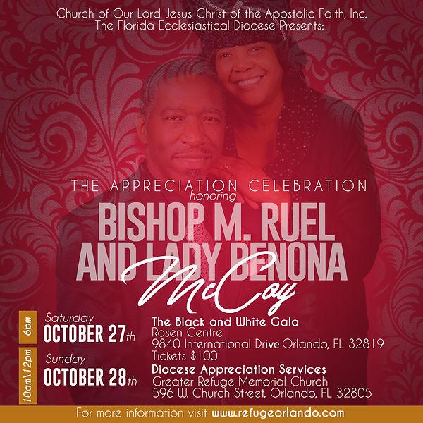 2018 - Celebration for Bishop McCoy-all