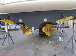 Propspeed and antifouling