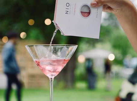 NIO. Your favorite bar, right at home.