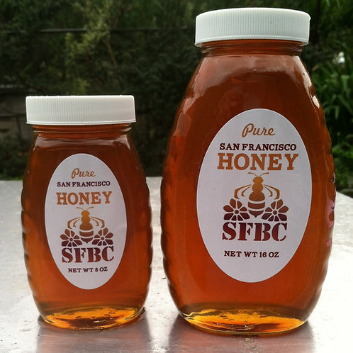 SFBC Honey 8oz