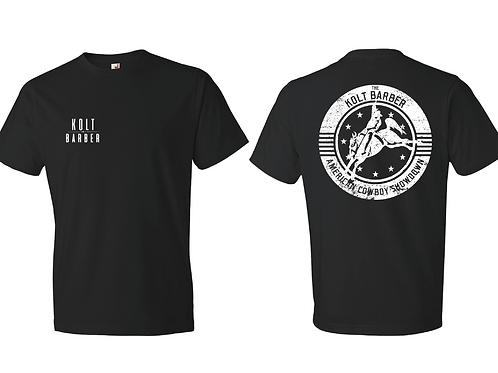 American Cowboy Showdown T-Shirt