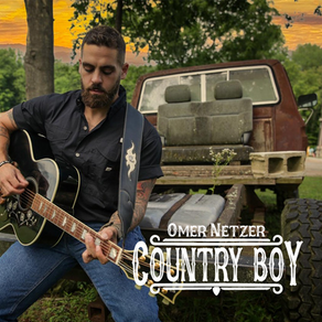 """COUNTRY RECORDING ARTIST OMER NETZER MAKES AMERICAN DEBUT WITH """"COUNTRY BOY"""""""