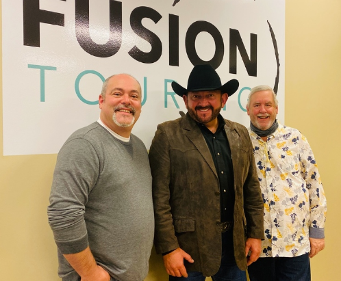 KOLT BARBER INKS DEAL WITH FUSION TOURING