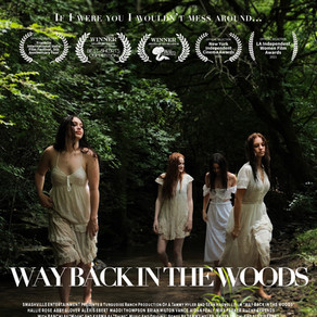 "TAMMY HYLER/SMASHVILLE ENTERTAINMENT CELEBRATES ""WAY BACK IN THE WOODS"" FILM HONOR"