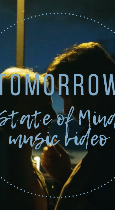 Bailey Callahan State of Mind Music Video Tune In Graphic