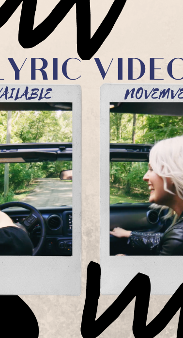Bailey Callahan Lyric Video Announcement