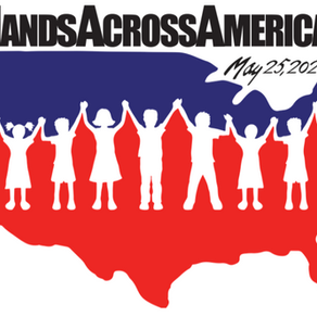 HANDS ACROSS AMERICA™ 2021