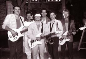The Eddy Raven Band