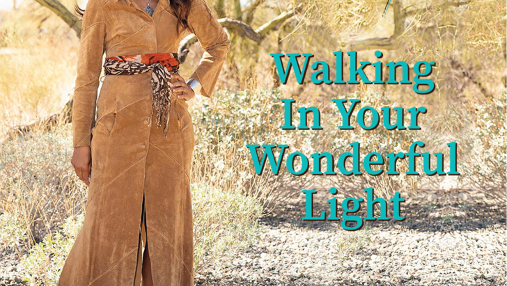 """COUNTRY/GOSPEL RECORDING ARTIST RHONDA TOWNS RELEASES TRACK""""WALKING IN YOUR WONDERFUL LIGHT"""""""