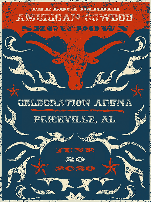 Priceville Limited Edition Poster