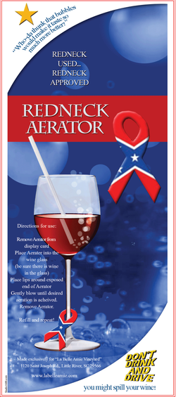 Red-Neck Aerator