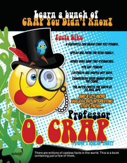 OCRAP COVER