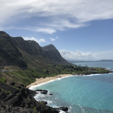 Travel lesson #1: the Hawaii chronicles...