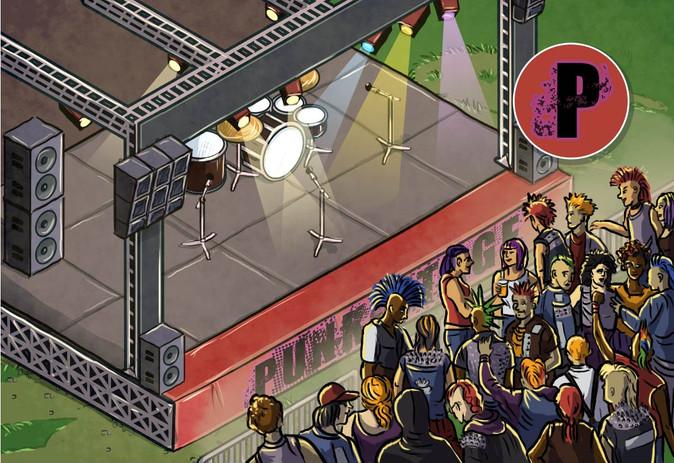 Punk Stage