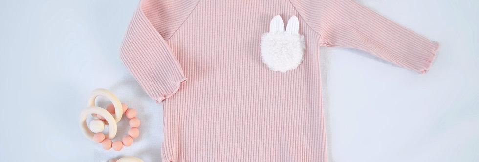 Rabbit Body Rosa