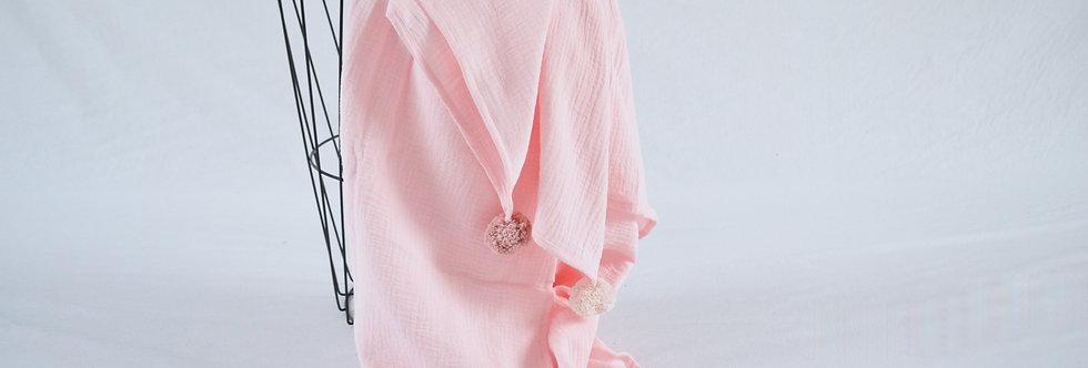 Sommerdecke Hell-Pink