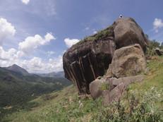 Instrução de Rapel na Pedra da Tartaruga