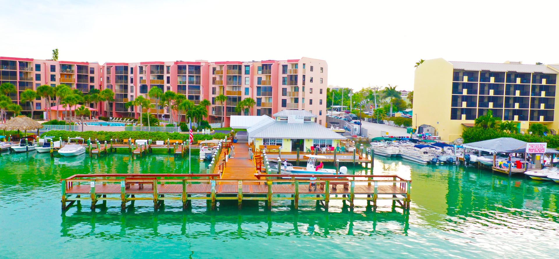 Pelican Pier Marina