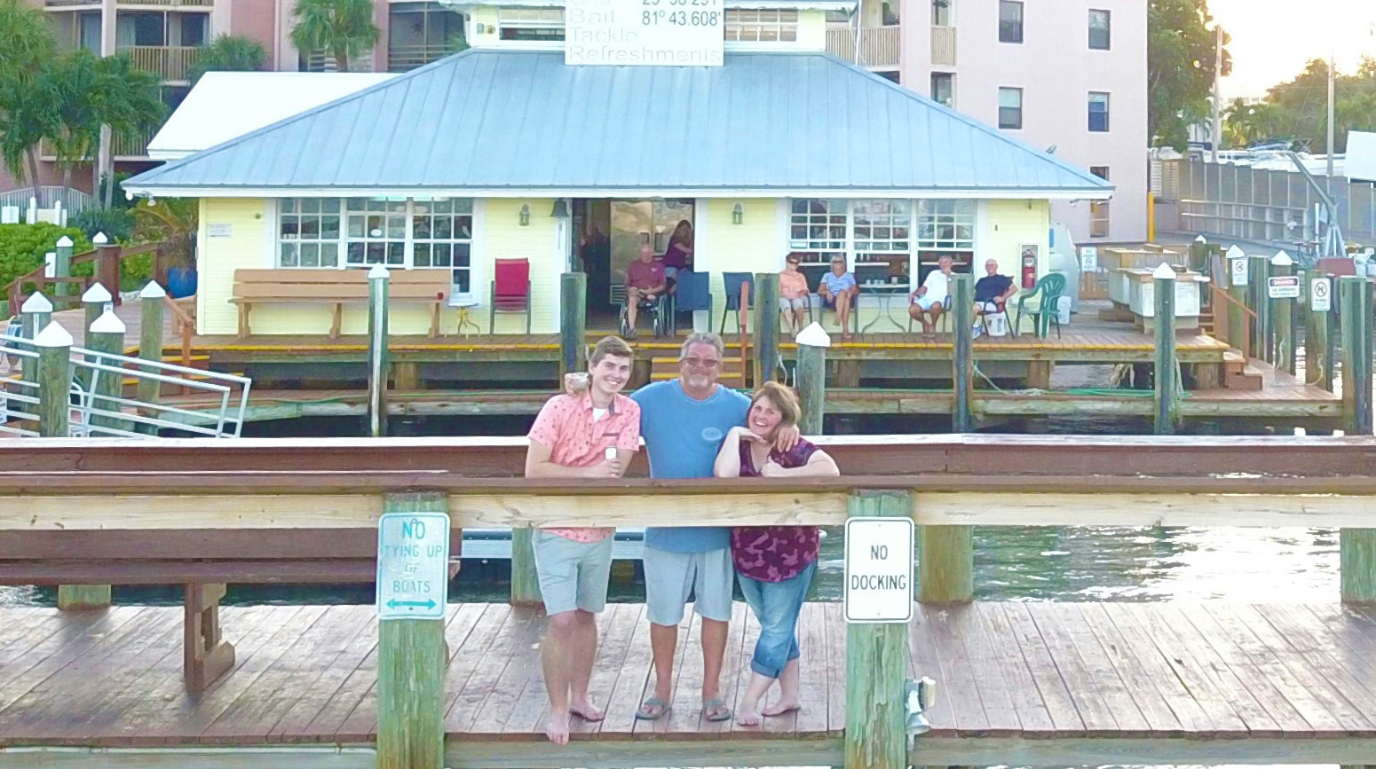 People of Pelican Pier