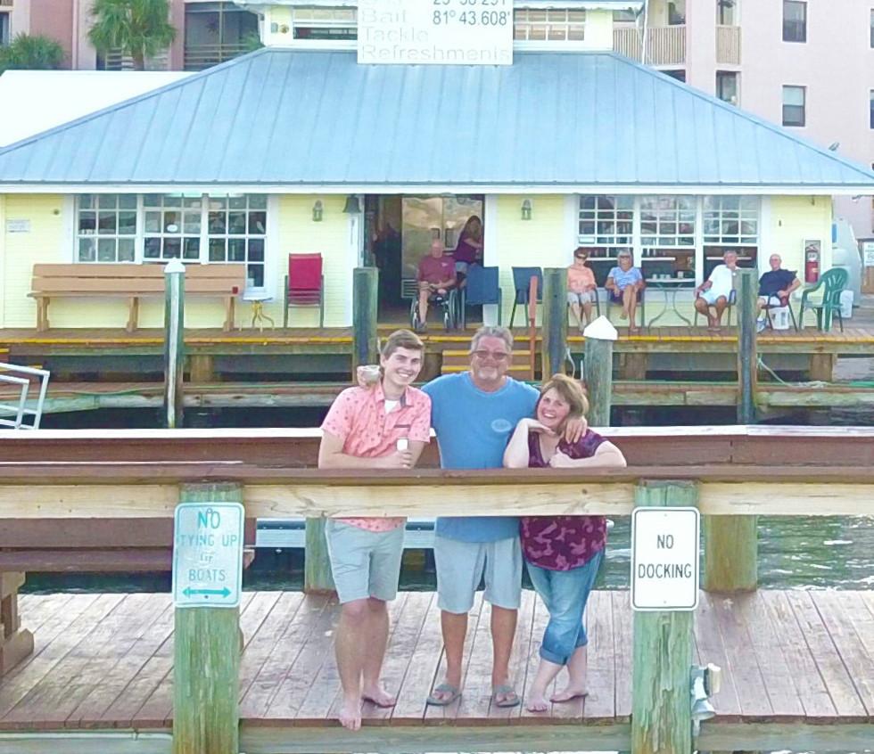 People of Pelican Pier