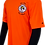 Thumbnail: Men's Construction Barrier Orange Performance Moisture Wicking T-Shirt